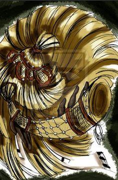 Danca de Obaluaie by Orádia N.C Porciúncula/ Licença Creative Commons 3.0 Atribuição - Uso Não-Comercial-Proibição de realização de Obras Derivadas CC BY-NC-ND