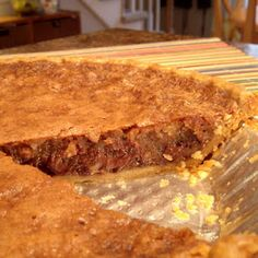 South Your Mouth: Chocolate Chip Pie