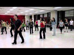 ▶ Little Boy Line Dance (Demo & Walk Through) - YouTube