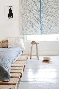 Pallets Reciclados en Muebles de Diseño