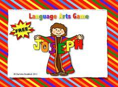 Linking Language Arts with Joseph