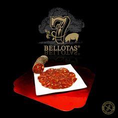Chorizo ibérico de bellota cerdo ibérico puro