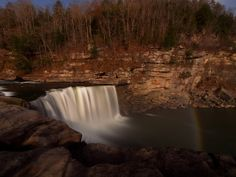 Moonbow Cumberland Falls Cumberland Falls State Park Kentucky