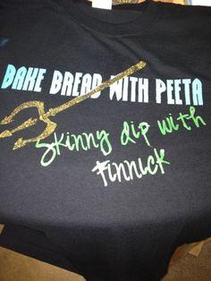 finnick, hunger game, thing, shirt