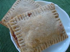 Homemade Healthy Poptarts