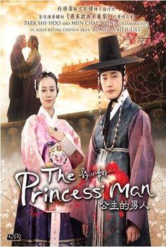 The Princess' Man - South Korea