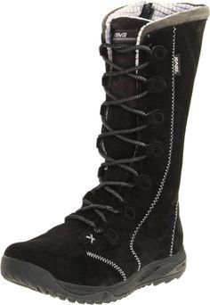 Amazon.com: Teva Women's Vero Boot Waterproof Insulated Boot: Shoes