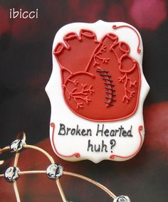 Broken Hearted huh? | Cookie Connection