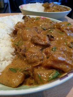 Slimming World Delights - Potato, Mushroom and Aubergine Curry