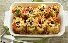 different way to make lasagna