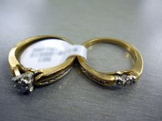 Recognize these rings? If you can prove this item belongs to you, please contact EPSPinterest@edmontonpolice.ca with specific details that identify the item, as well as any form of proof that it belongs to you. Only individuals providing specific information will be contacted. item belong, dad jewelleri, specif detail