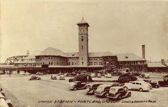 Vintage Union Station, Portland