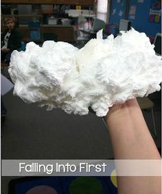 How To Make A Cloud In a Microwave! Weather unit fun!!  So doing this next year!