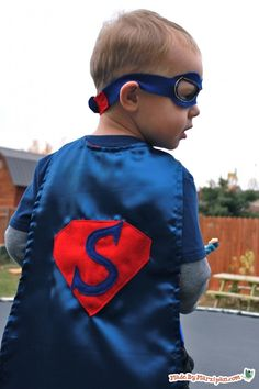 Superhero Cape | Made By Marzipan
