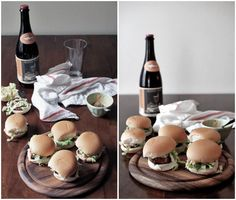 adobo marinaded tofu sliders with chipotle lime mayo | The Flourishing Foodie