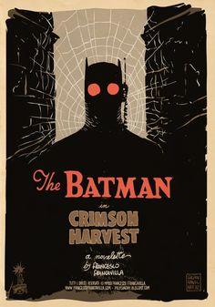 batman, comic art, francesco francavilla, francesco frankavilla