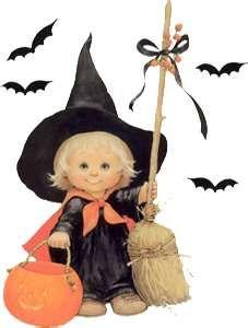 Ruth Morehead- Halloween