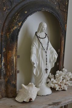 Mary statue...♥