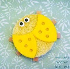I love cute food for kids!