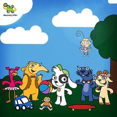 Doki y Sus Amigos / Doki and Friends #DiscoveryKids