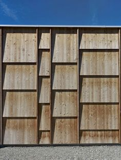 Casa de Madera en Châtenois / Atelier d.org
