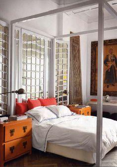Lazaro Rosa Violan's Bedroom