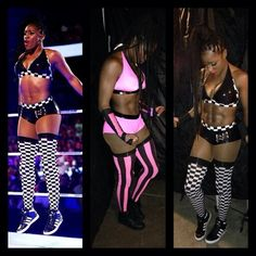 Trinity Fatu New Gear