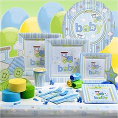 Baby Shower Ideas on Pinterest