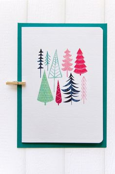 Christmas Card by LoveCarli on Etsy, $5.00