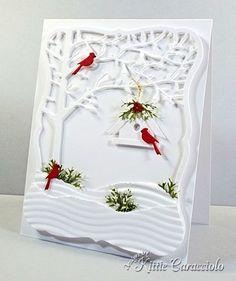 KC Memory Box Orchard Tree Frame