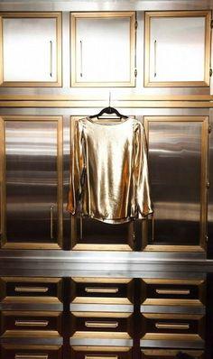 Gold Medal. Xk #kellywearstler #gold #home #inspiration #top