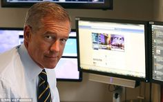News anchor: Brian Williams, 55, revealed that he avoids alcoholic beverages during a ques...