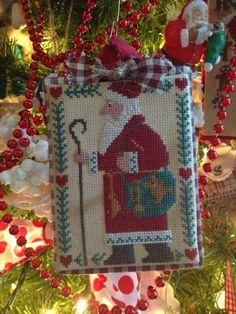 Priscillas: Christmas Cross Stitch