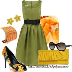 Green and Yellow =)