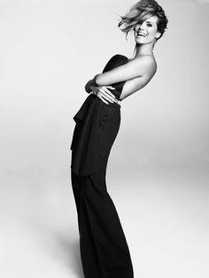 Heidi Klum Fashion Photos - Style Pictures of Heidi Klum - Marie Claire