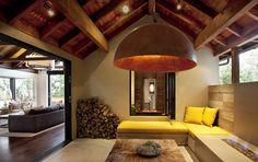 The Hillside House modern patio; http://sb-architects.com