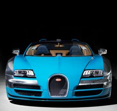 New Bugatti 'Legend' Veyron Grand Sport Vitesse Debuts In Dubai! Thoughts?