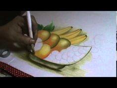 Pintando FRUTAS com Sorayacarneiro-artes (+playlist)