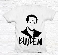 I kind of need this shirt. https://www.etsy.com/listing/161256745/steve-buscemi-t-shirt