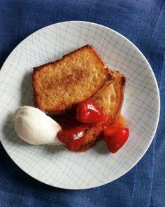 Pound Cake Recipes // Cinnamon-Toasted Pound Cake Recipe