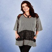 Save up to 65% off during the Play It Up: Plus-Size Apparel event on #zulily today!