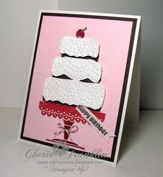 Cherry on Top Cake