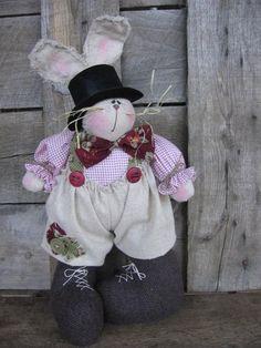 Sweet Pea Bunny Epattern