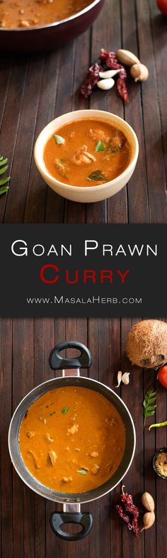 Goan Prawn Curry - H