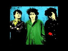 ▶ The Cure - Lullaby [HQ] - (song only)