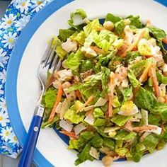 Chopped Chef's Salad & More of our 50 Best Diet Recipes of 2013