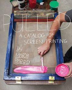 DIY Screen Printing Like Warhol   #GiveBooks @handmade charlotte  @nate h