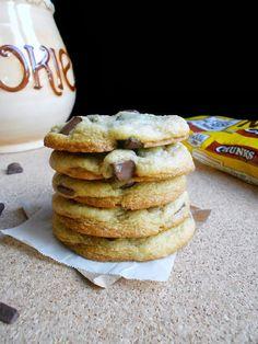 Chewy Chocolate Chunk Cookies