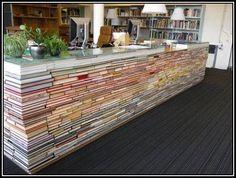 Book Wall!