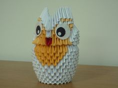 Origami uil